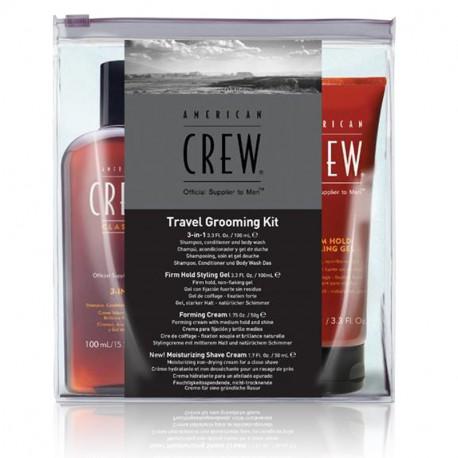SET GROOMING TRAVEL CREW