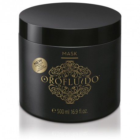 MASKA OROFLUIDO COLOR PROTECTION