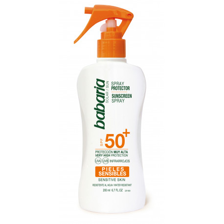 SPRAY SUNSCREEN PISTOL SENSITIVE SPF50+