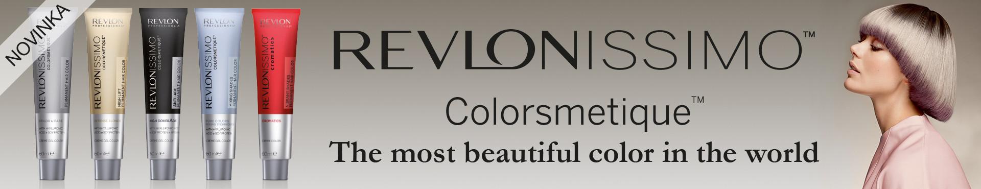 Revlonissimo barvy